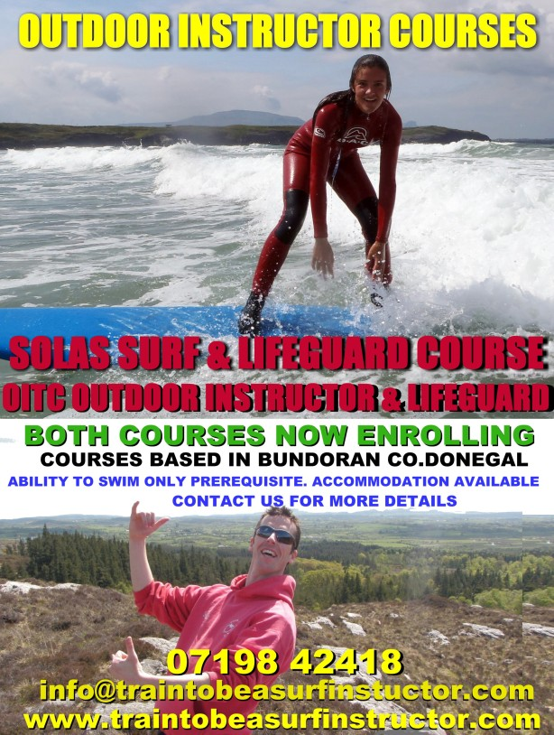 Outdoor Instructor courses